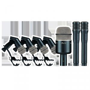 Аренда микрофонов для барабанов