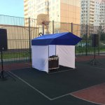 Аренда звукового оборудования для уличного мероприятия