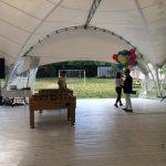 Аренда звукового оборудования в шатер
