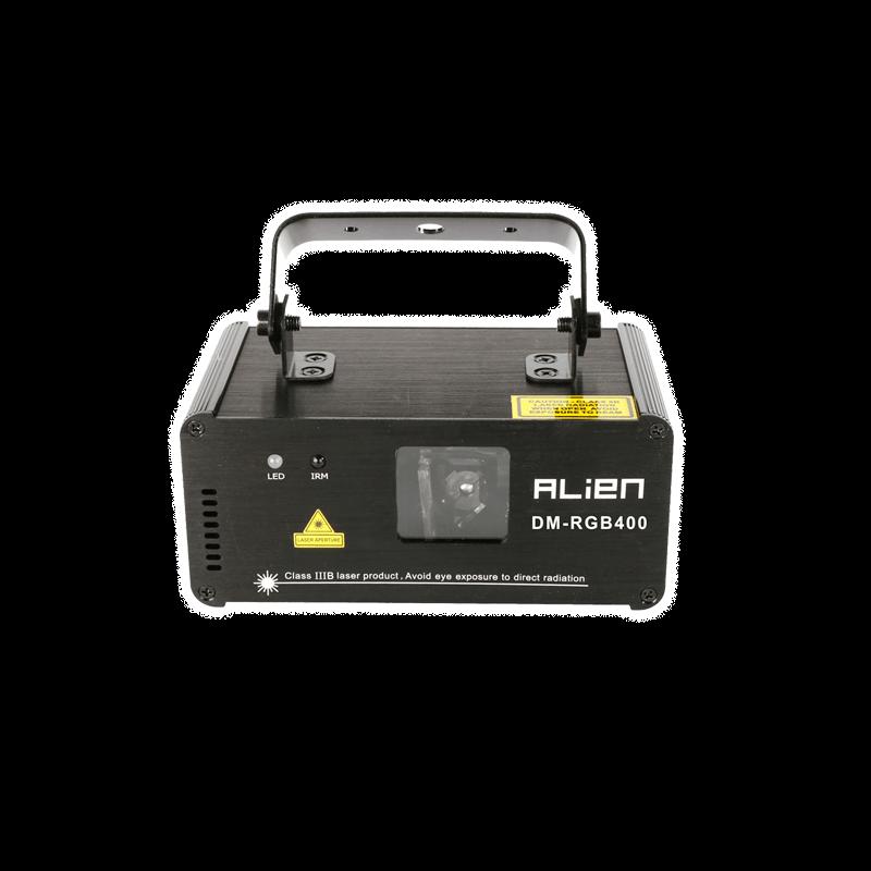 Лазер Alien DM - RGB 400